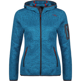 CMP Campagnolo 3H19826 Chaqueta Polar Mujer, blue jewels